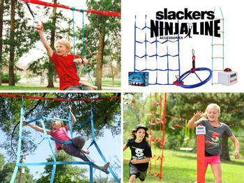 Slackers Ninja Line Tillbehör