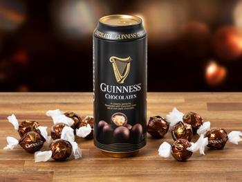 Guinness Tryfflar i Burk