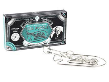 The Einstein Collection - Fish Puzzle