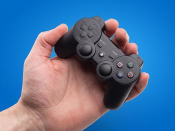 PlayStation Stressboll