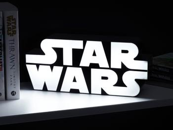 Star Wars Lampa