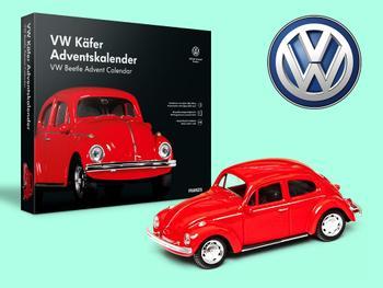 Volkswagen Beetle Adventskalender