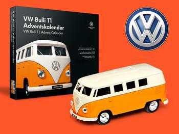 Volkswagen Bulli T1 Adventskalender
