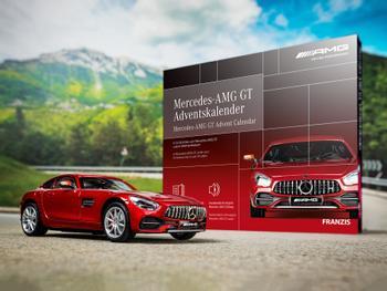 Mercedes-AMG GTAdventskalender