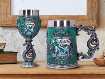 Harry Potter Sejdel och Vinglas - Slytherin
