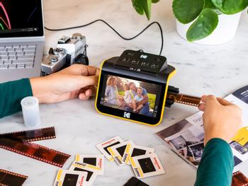 Kodak Slide N Scan Filmskanner