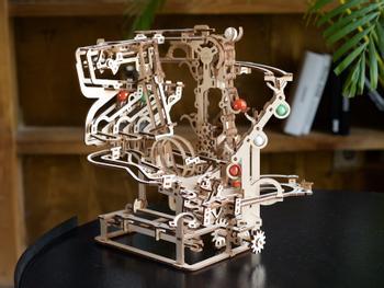 Ugears 3D-pussel i Trä - Kulbana
