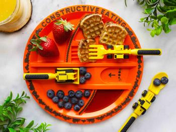 Constructive Eating Tallrik