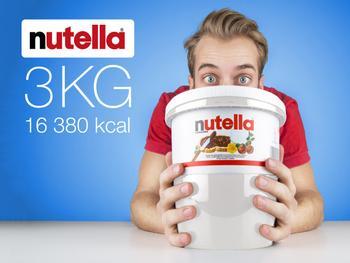 Nutellahink 3 kg